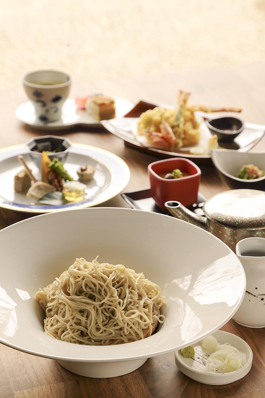 常次郎庵-料理1